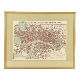 1843 Map of London