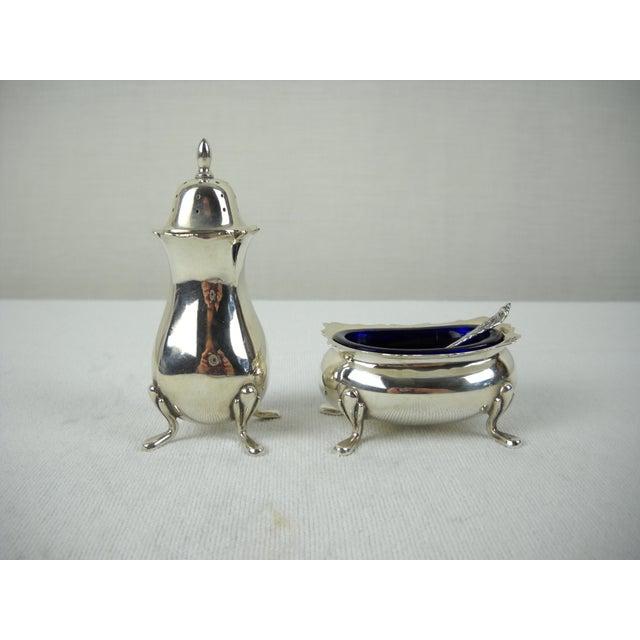 Image of Fisher Sterling Salt & Pepper Set - Set of 5