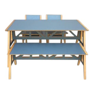 Scandinavian Dining Set
