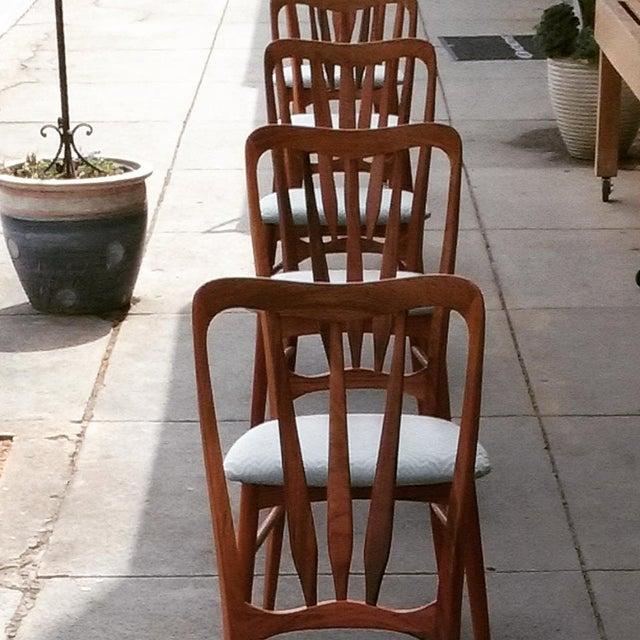 Koefoeds Hornslet Ingrid Dining Chairs - Set of 6 - Image 4 of 7