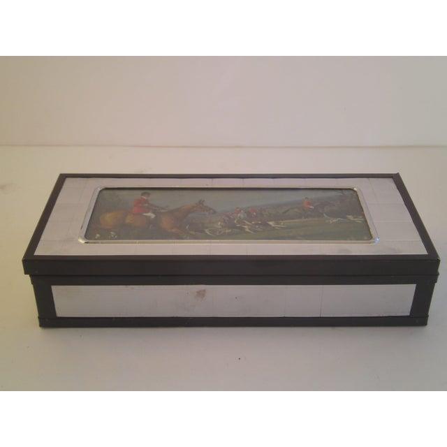 English Art Deco Trinket Box - Image 3 of 11