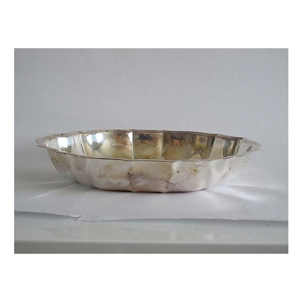 Chippendale Silver Serving Bowl - Image 3 of 4