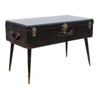 Black Trunk Coffee Table
