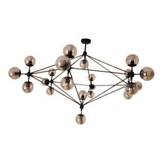 Modo Style 21 Globes Chandelier