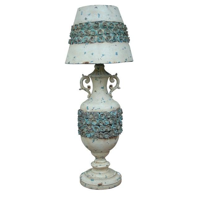 Metal Nostalgia Rose Base Lamp - Image 1 of 5