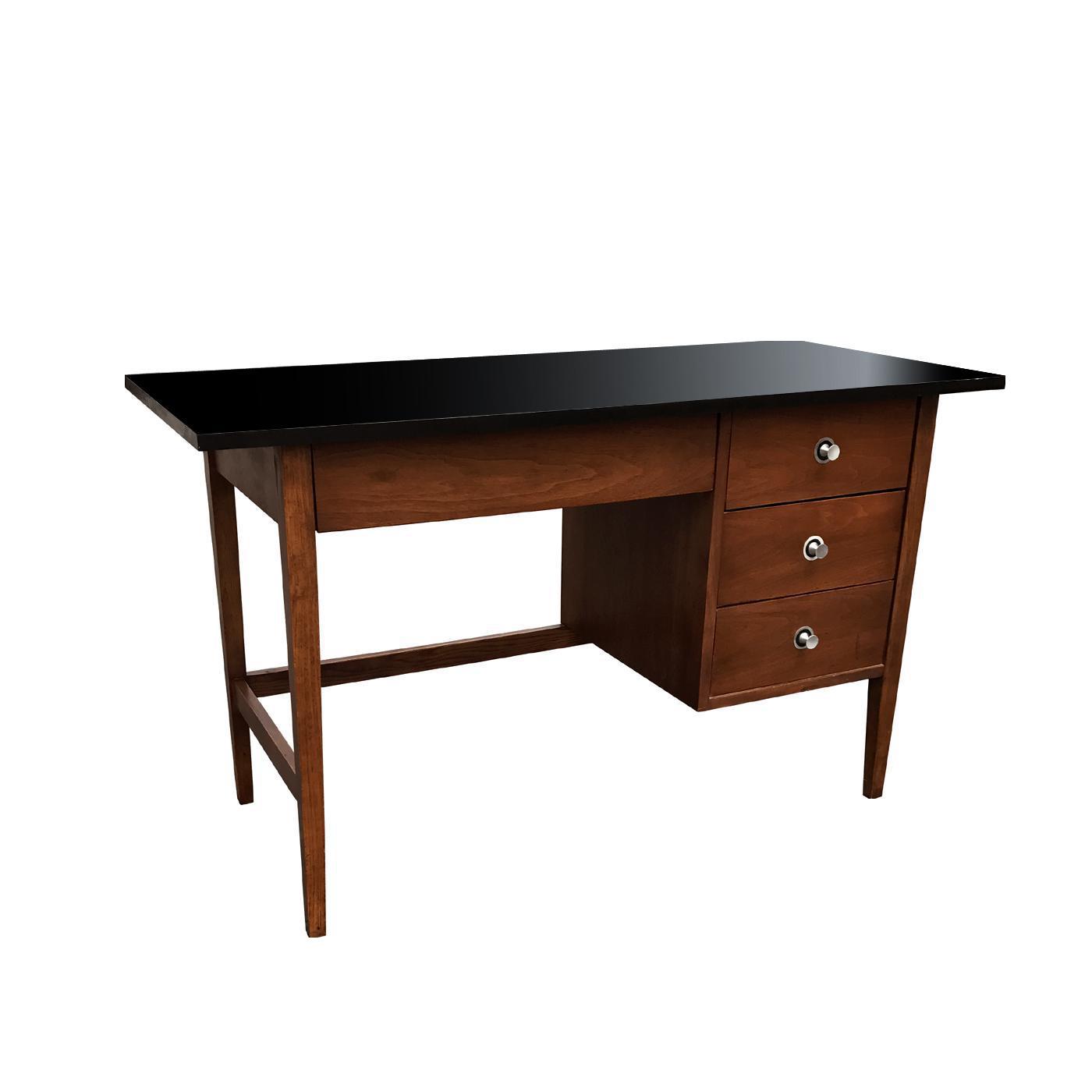 Mid Century Modern Desk By Stanley Furniture