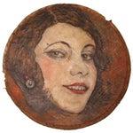 Image of Art Deco 1930s Female Portrait