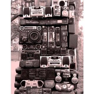 """""""Boom Box Fantasy"""" Harlem New York Photograph, 2015"""