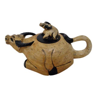 Vietnamese Stone Teapot
