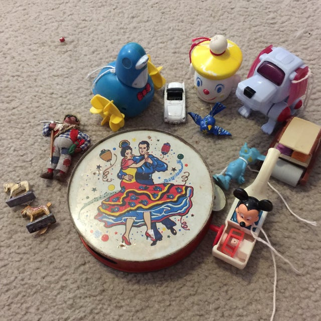 Variety of Old Toys - Image 2 of 6