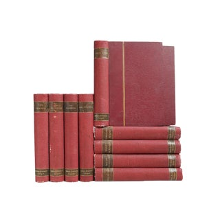Antique Berry Novels - Set of 10