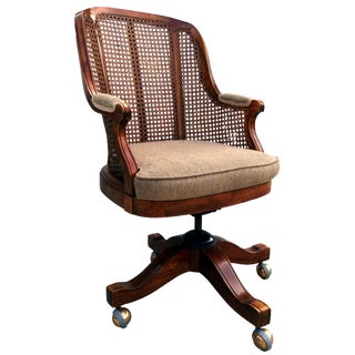 Faultless Doerner Bergère Office Chair