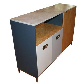 Pine and Lacquer Utility Island