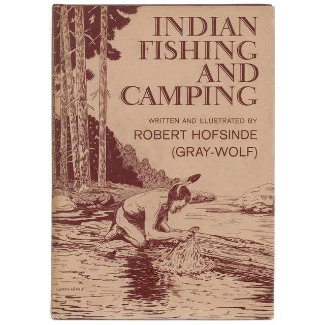 Image of Indian Fishing and Camping
