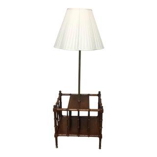 Frederick Cooper Bamboo Floor Lamp