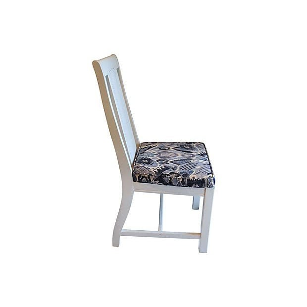 Image of Cane Back Dining Chairs - Set of 4