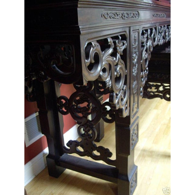Image of Chinese Altar Table