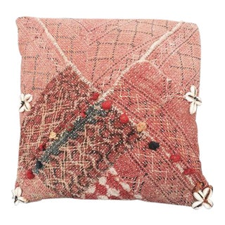 Vintage Indian Texile Pillow