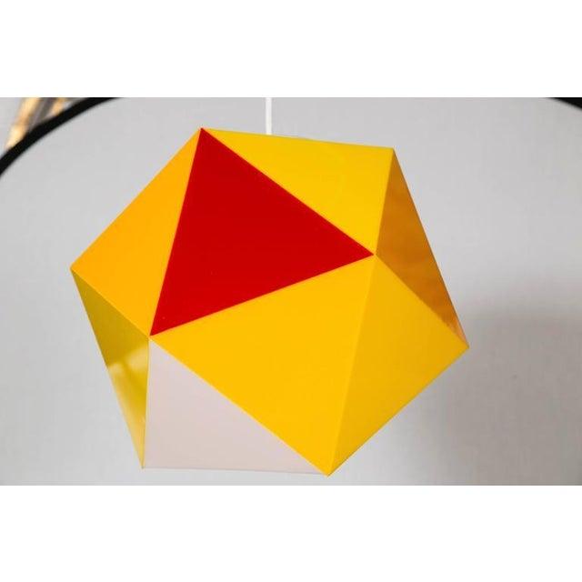 Geodesic Pendant Fixture - Image 4 of 6