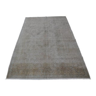 Turkish Decorative Floor Rug - 4′6″ × 7′5″