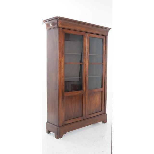 Pair of French 19th Century Louis Philippe Bibliotheques - Image 9 of 10