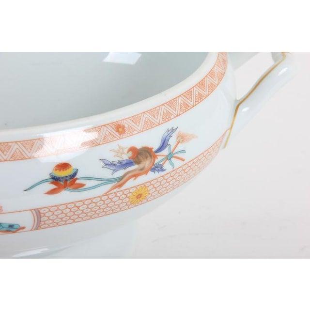 Image of Bernardaud Limoges Porcelain Serving Bowl