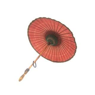 Vintage Chinese Parasol