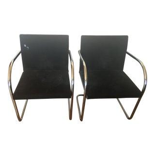 Mies Van Der Rohe Chairs - A Pair