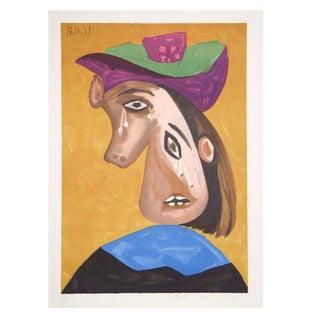 Pablo Picasso - Le Pleureuse Lithograph