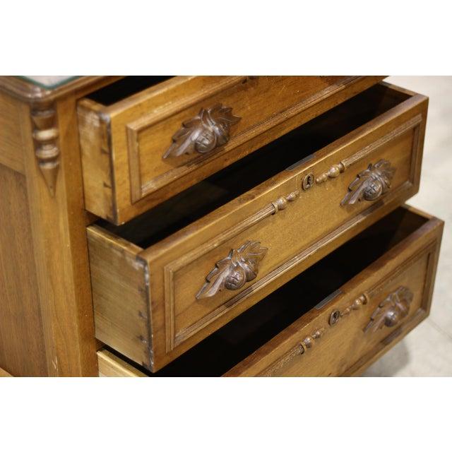 Image of Antique Dresser with Acorn Pulls