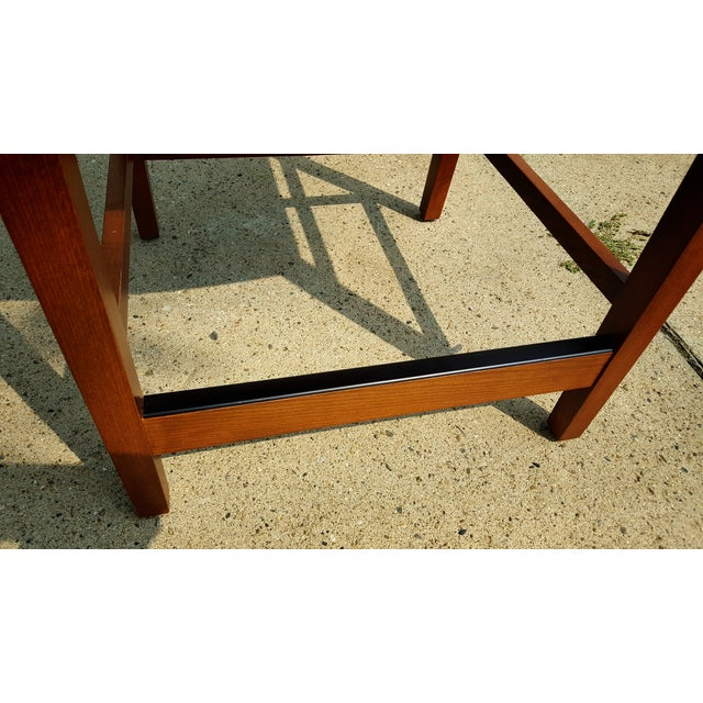 Image of Contemporary Modern Ricchio Barstool by Knoll
