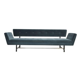 Dunbar Model 6617 Gondola Sofa by Edward Wormley