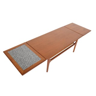 Trioh Danish Modern Teak Coffee Table