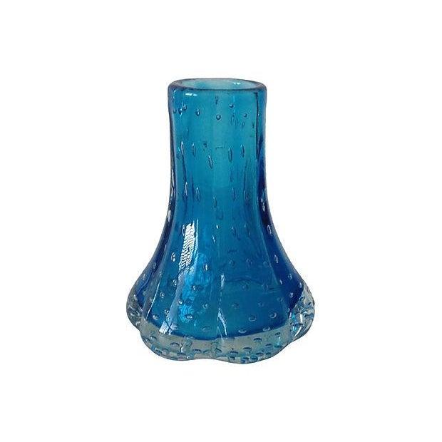 Image of Italian Murano Thick Vase