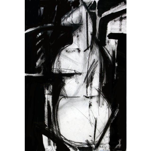 Rider I Drawing by Heidi Lanino - Image 1 of 3