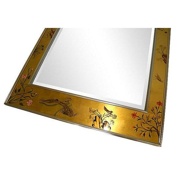 La Barge Chinoiserie Wall Mirror - Image 5 of 5