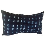 Image of Indigo Mud Cloth Pillow