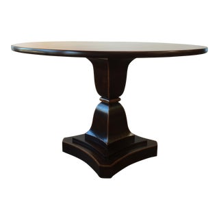 "Gregorius Pineo ""Austrian Base"" Round Dining Table"