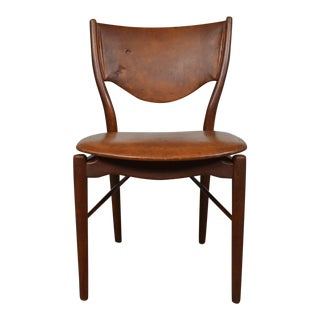 Finn Juhl Side Chair for Bovirke