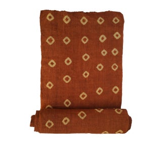African Design Hoespun Tribal Fabric Roll