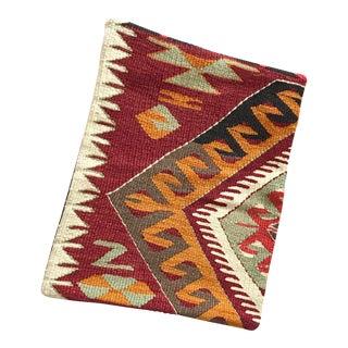 Vintage Anatolian Kilim Pillow