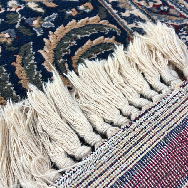 "Persian Floral Pattern Rug - 9'2"" x 13'4"" - Image 7 of 7"