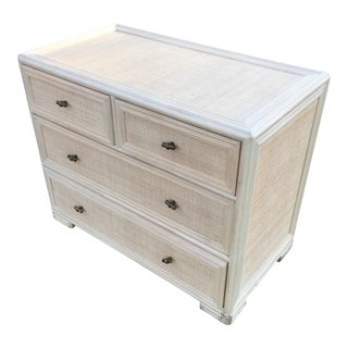 Ficks Reed Woven Dresser Chest