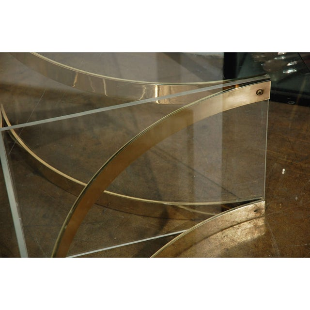 1970's Vintage Alessandro Albrizzi Coffee Table - Image 6 of 6