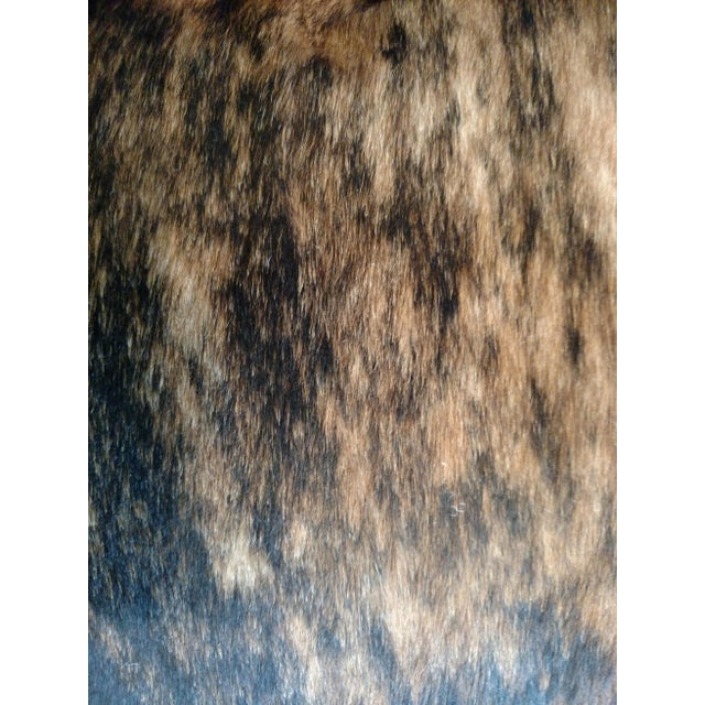 Gambrell Renard Classic Brindle Cowhide Pillow - Image 3 of 5