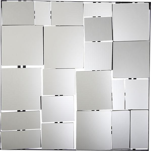 Image of CB2 Perspective Mirrors