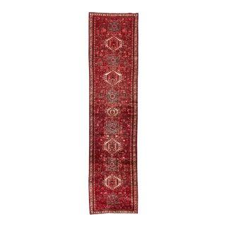 "Apadana - Vintage Persian Rug, 3'2"" x 13'5"""