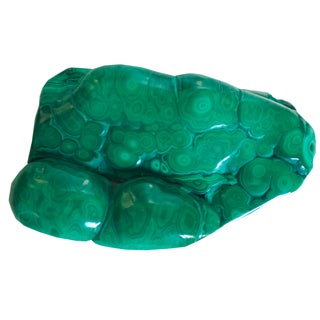 Large Piece of Green Malachite