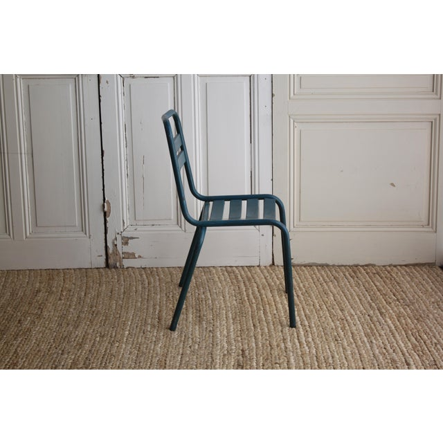 Vintage French Bistro Chairs - Image 5 of 7