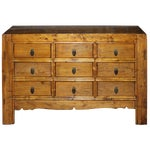 Vintage Chinese Multi-Drawer Chest